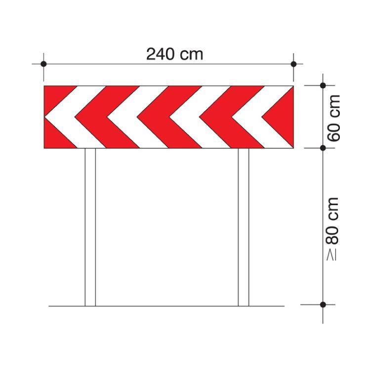 Barriera direzionale