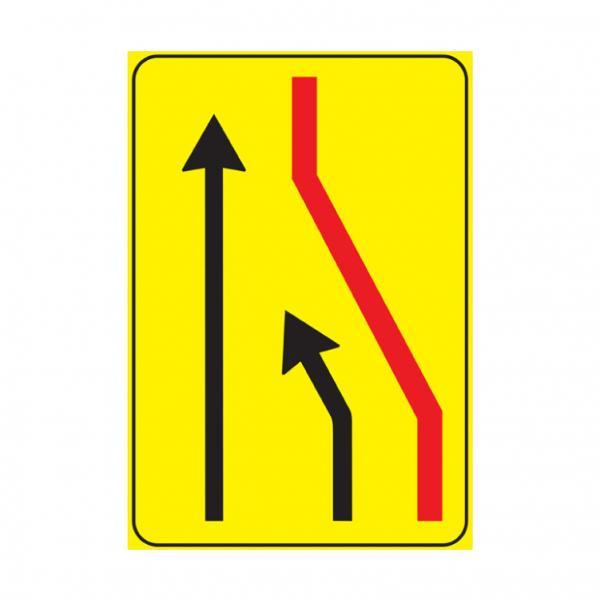 Segnale di corsia chiusa