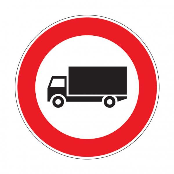 Transito vietato ai veicoli di massa a pieno carico superiore a 3,5t