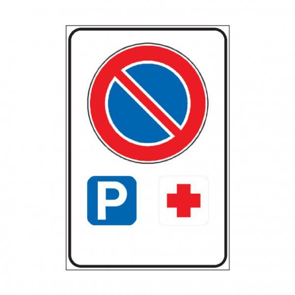 Sosta consentita a veicoli adibiti al pronto soccorso
