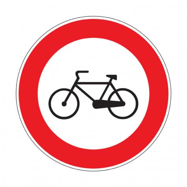 Transito vietato ai velocipedi