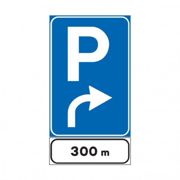 Preavvisi di parcheggio
