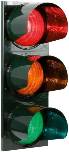 Semafori a LED