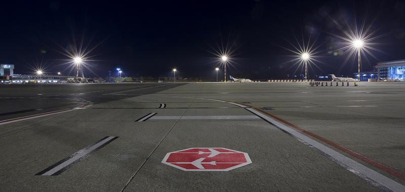 Preformato e aeroporto