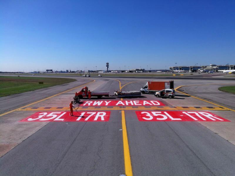 Segnaletica aeroportuale