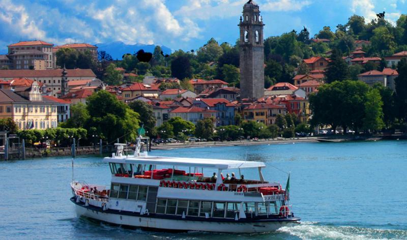 Nuovo progetto in collaborazione con la navigazione dei 3 laghi: Garda, Como, Maggiore